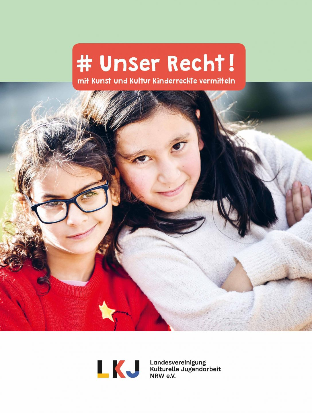 Cover Dokumentation #UnserRecht!